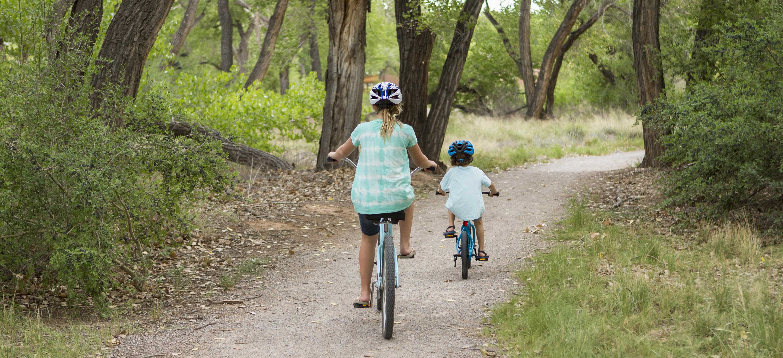 Fietsen met kinderen: fietsvakantie in eigen land