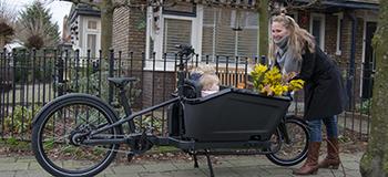 Een bakfiets of elektrische bakfiets kopen?