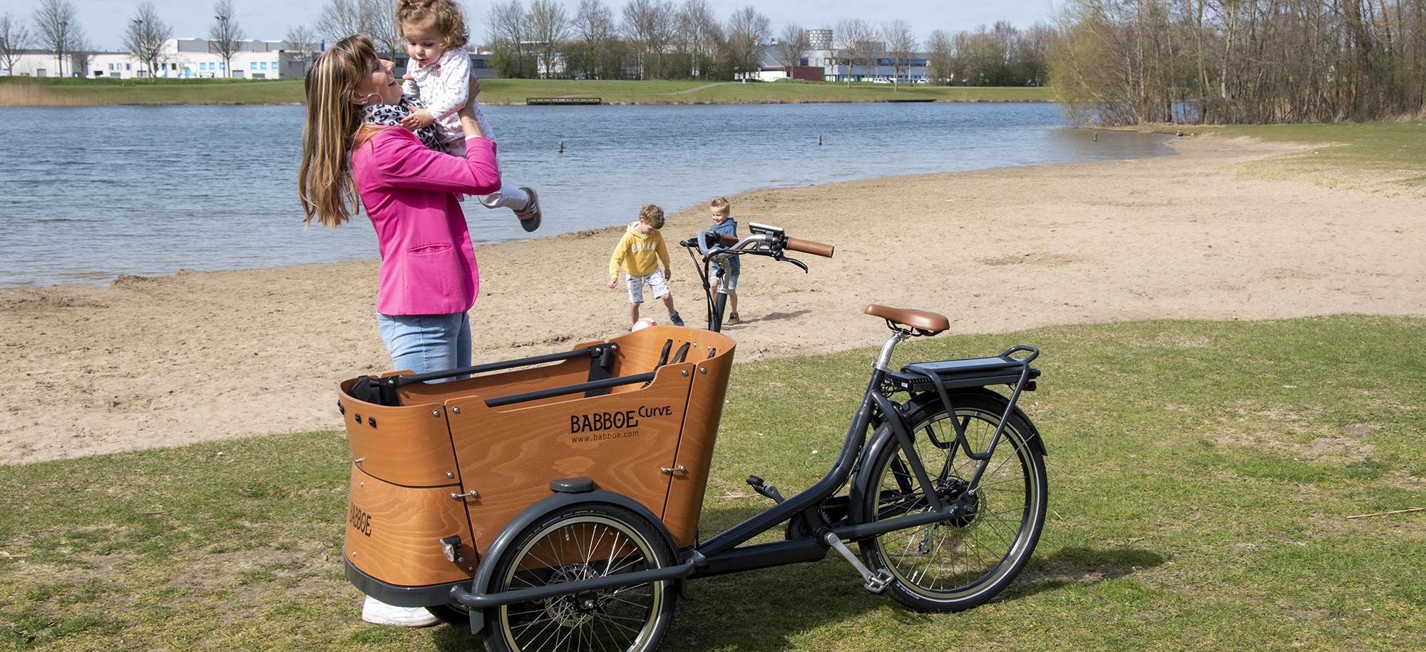 Babboe bakfietsen, de nummer 1 wereldwijd!