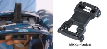 Basil MIK systeem voor fietsaccessoire