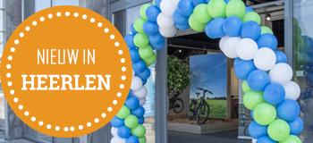Fietsvoordeelshop.nl opent nieuwe fietsenwinkel in Heerlen